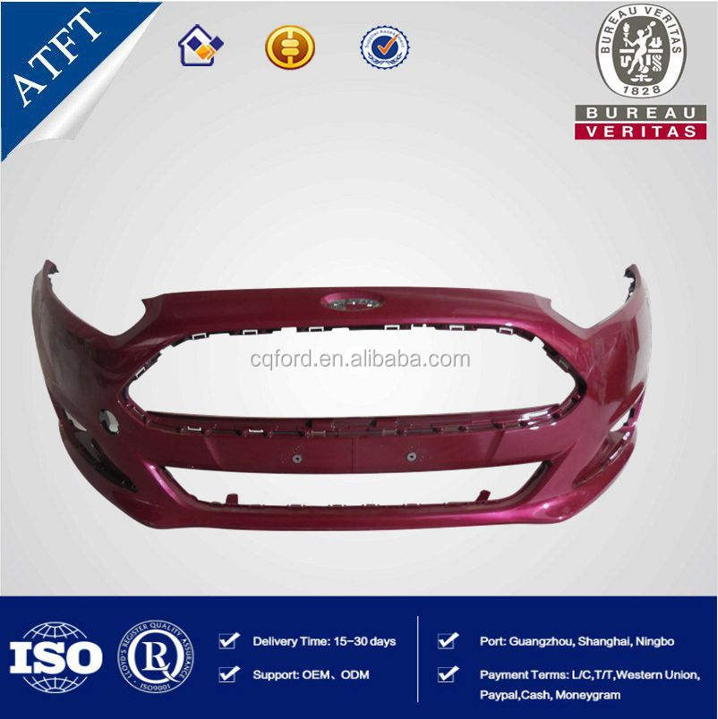 for ford fiesta auto body parts, body kits front bumper for ford fiesta in alibaba china from china supplier