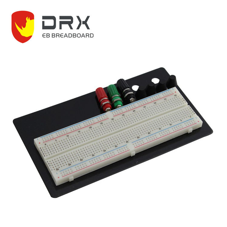830 Tie-point Integrated Circuit Solderless Breadboard
