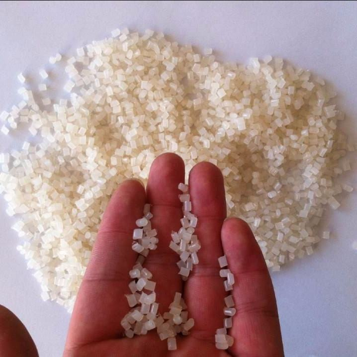 Recycled HDPE granules/ polyethylene pellets /HDPE plastic raw material RESIN