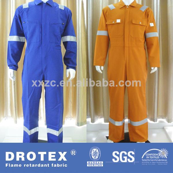 хлопка fr защитных и жаропрочных зимой котла костюм