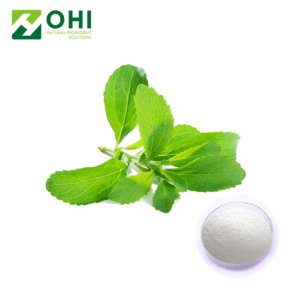 Stevia powder extract email manufacturers supply organic Stevia Extract