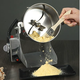 Rice Grinding Machine Rice Grinding Machine HR-08B High Quality Kitchen Accessories Tools Mini Rice Grinding Milling Machine Coffee Flour Mill For Home