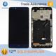 New LCD Screen Replacement for ZTE Z988 Grand X Max 2 with Touch Digitizer and Frame
