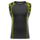 Compression Shirts Sleeveless Compression Shirt Customized Youth Sleeveless Compression Shirts