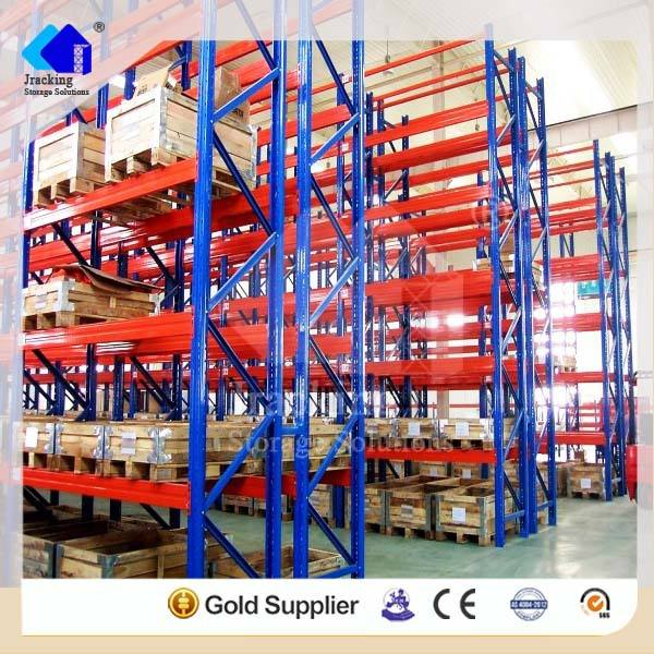 Jracking Warehouse Industrial Pallet Shelf/Shelving Roll Forming Machine