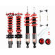 High quality Height adjustable Monotube Shocks Coilovers for CI VIC FC