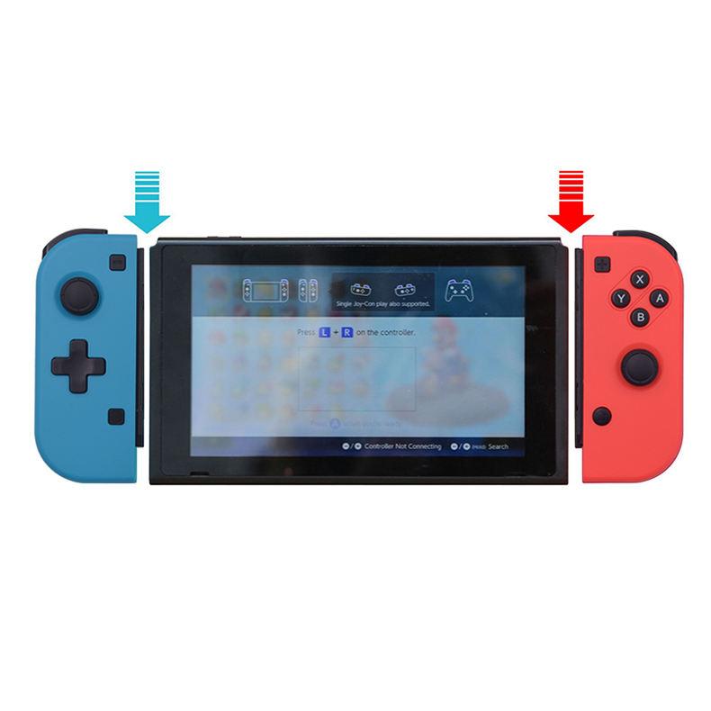 Manette de jeu Pour Nintendo Switch <span class=keywords><strong>C</strong></span>/Contrôles L R Gauche Droite Joy-Con Contrôleur