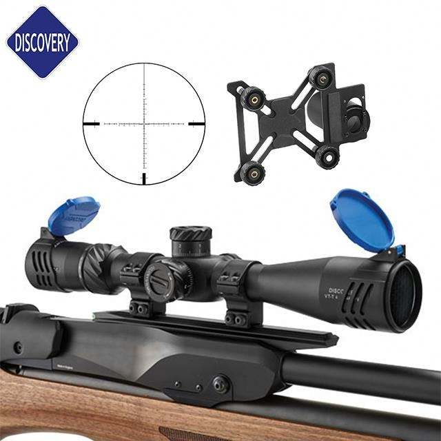 Discovery Factory Direct Wholesaling day night scope mounted torch china gun
