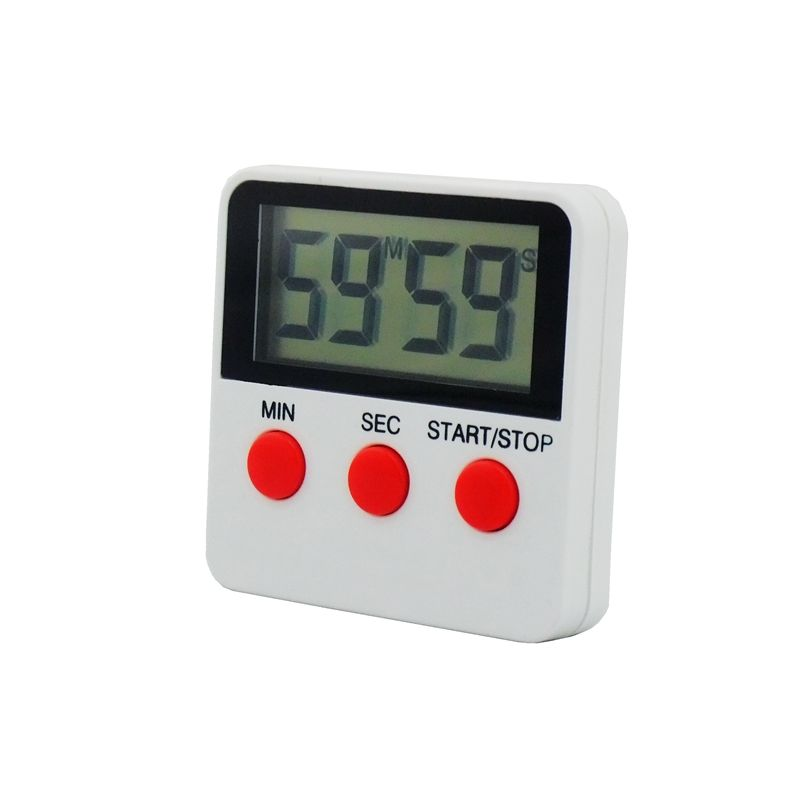 Sound small timer Countdown countup 24 hour digital kitchen timer