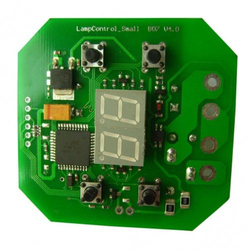 Juicer multilayer pcb/sirkuit elektronik nirkabel/kartu probe