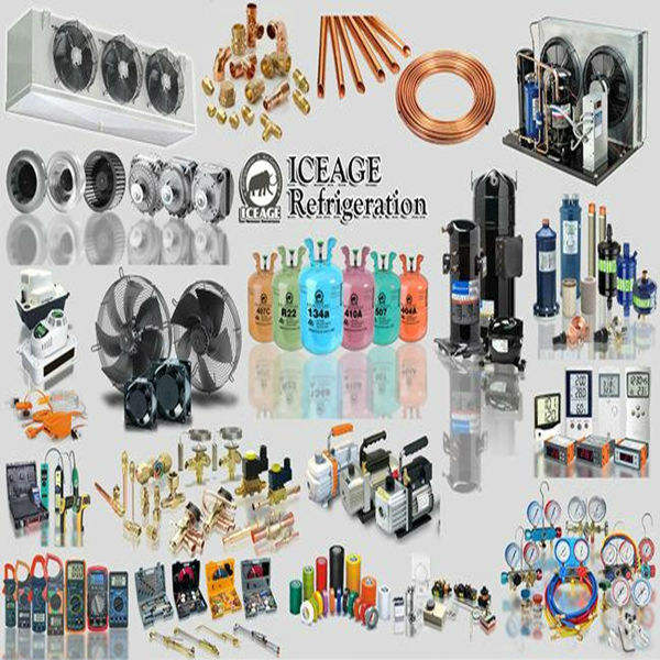 Air condition and refrigeration spare parts supplier in Ningbo China