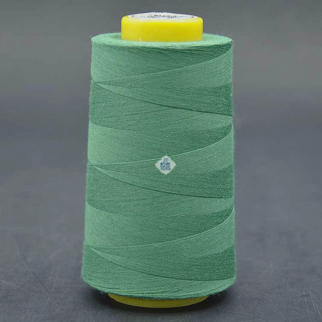 Colored comfortable light-weight high quality cotton thread for sewing