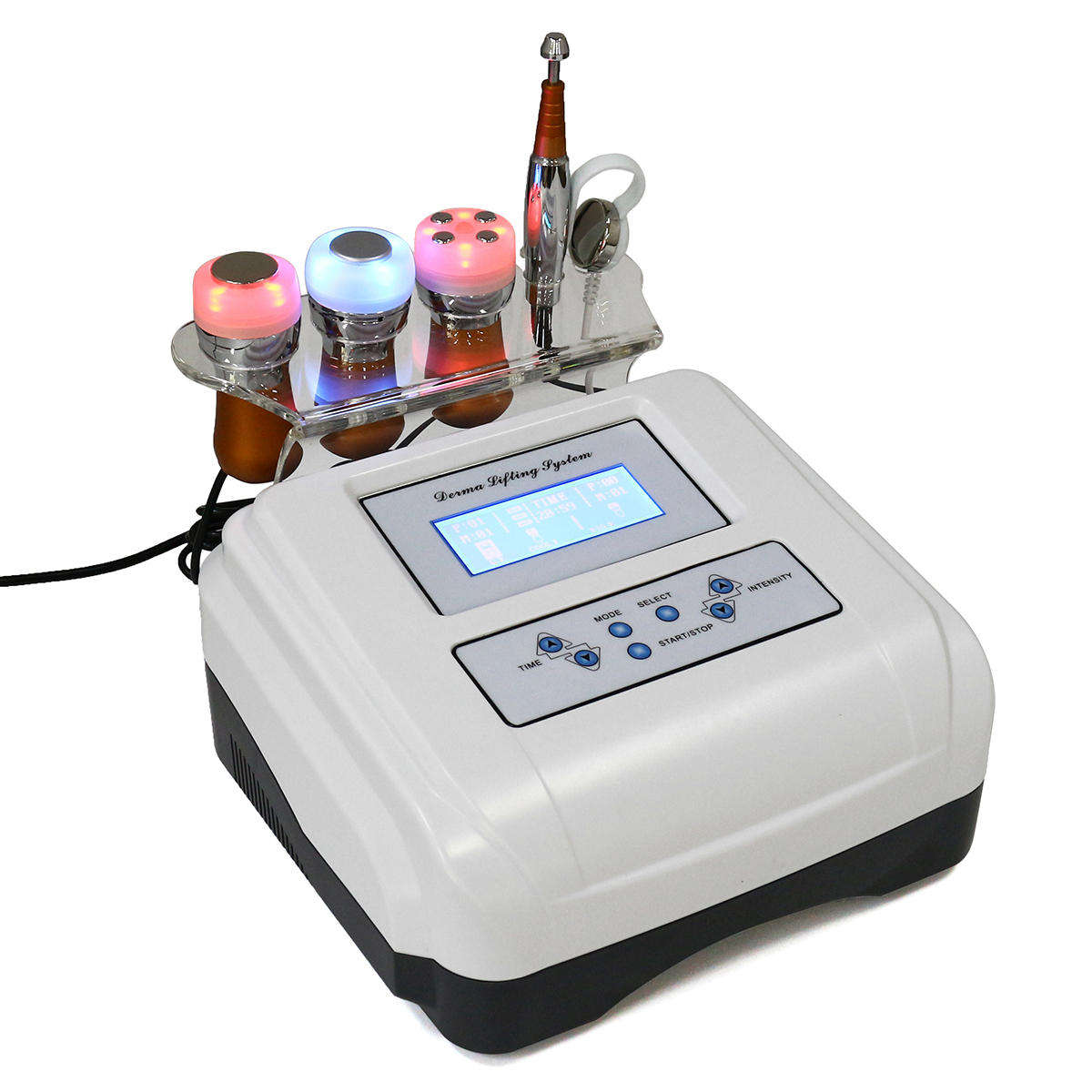 A0803 Portable Needle Free Mesothrapy Machine For Skin Whitening