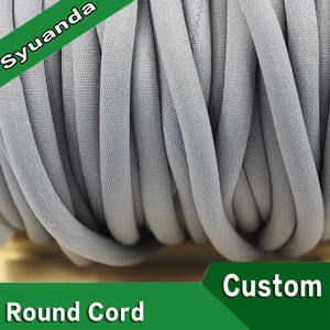 10mm Round Macrame Cord Macrame Cord For Bags