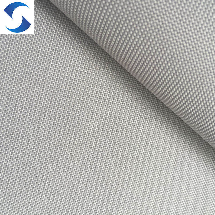 Water Risistanct 600Dx300D Polyester PVC Coated Oxford Fabric Textiles
