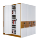 Movable Books Shelf Moving Mechanical Metal System Moving Mechanical System Mobile Storage Cabinet Office Furniture Project