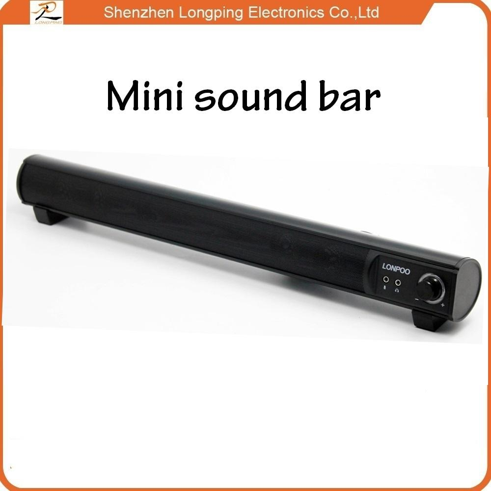 hot selling USB soundbar sound bar for small tv computer pc phone