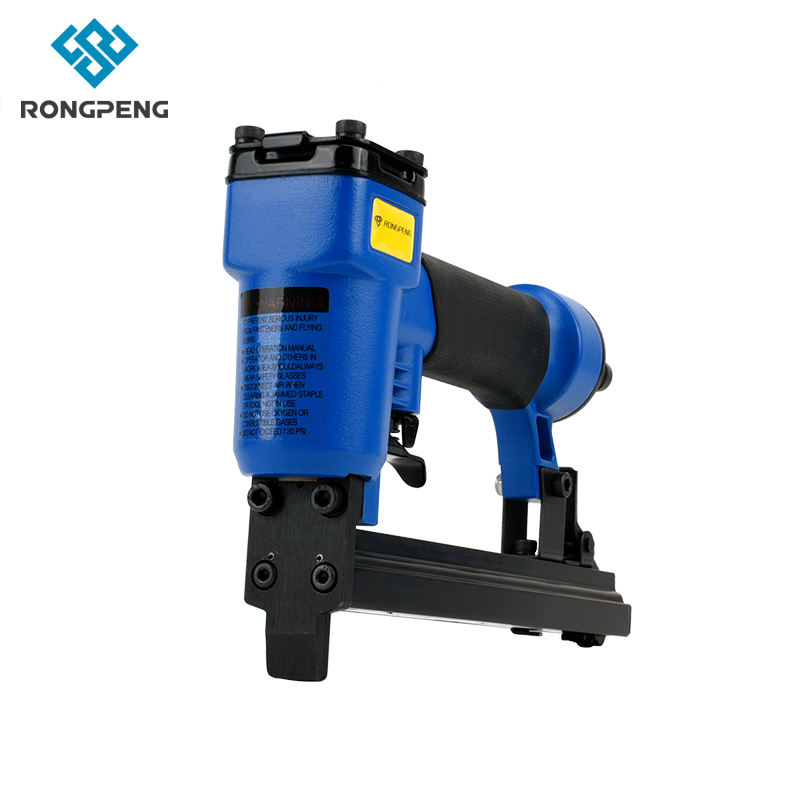 RONGPENG Ga22 Industrial Air Tools Staple Gun Supplier Air Staple Gun Furniture Stapler