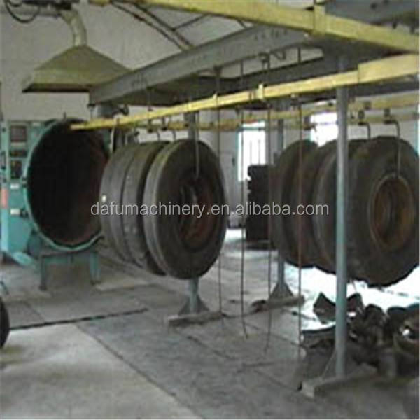 Used Tyre Retreading Machines