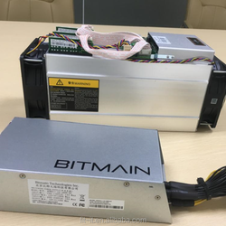 Bitmain Antminer S9 13.5 TH/s Bitcoin ASIC Miner Plus PSU APW3++ 1600w Included