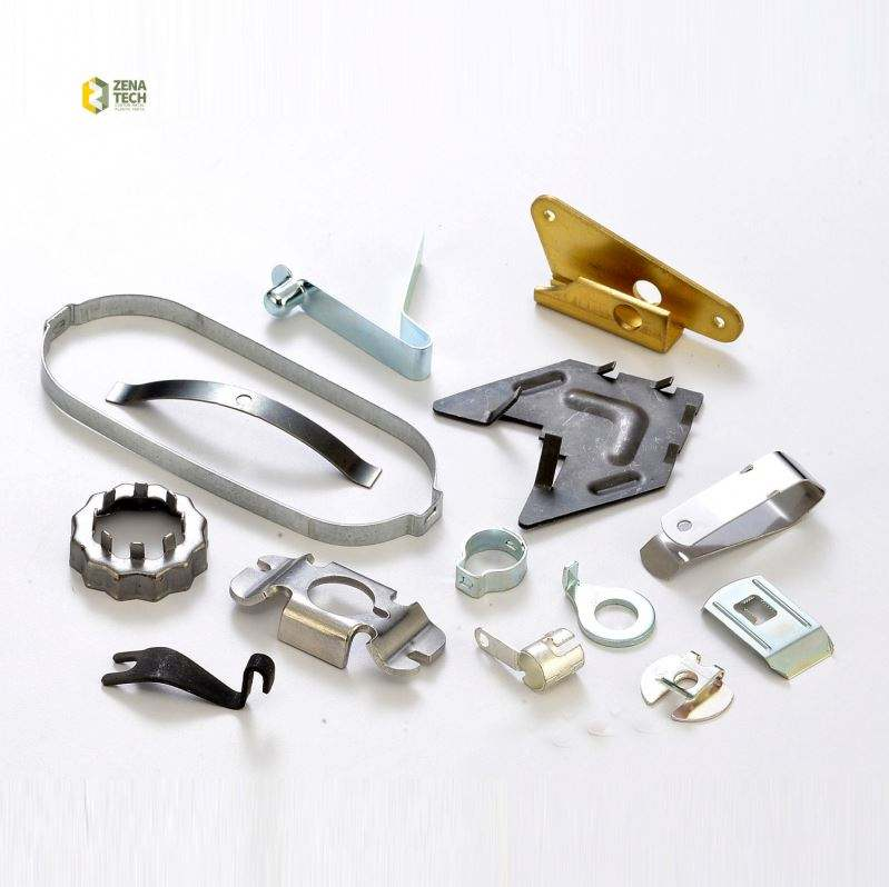 EX-Factory Price Small Jewelry Metal Stampings,Small Metal Parts Stamping Oem 311