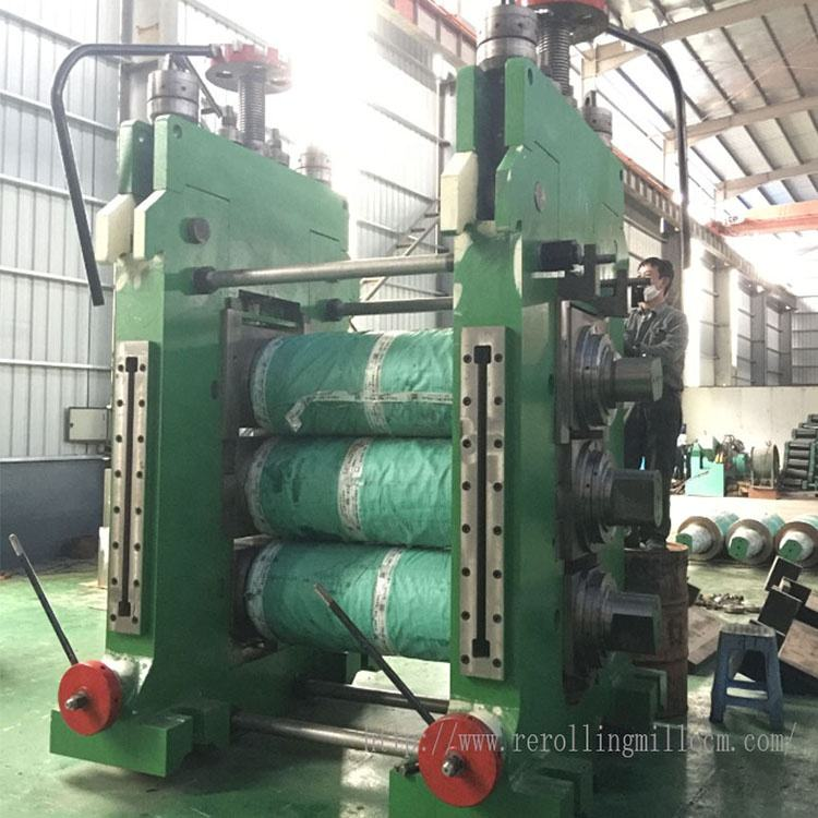 Top Quality Best Price Rebar Roll Forming Machine Hot Rolling Mills