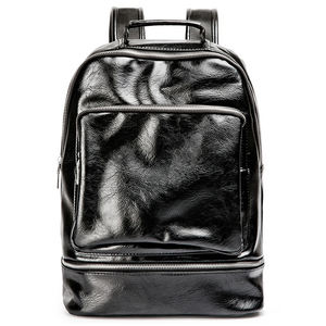 City Hunter 핫 잘 팔리는 의미있는 Travel Backpack 십 대 대 한 New Arrival (High) 저 (Quality School 백 PU Leather Backpack Men