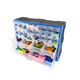 38 drawers car repairing use plastic drawer storage box