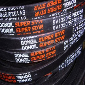 High quality Dongil brand V belt made in South Korea