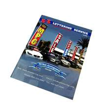 Gloss art paper catalog printing cheap custom colour offset printing