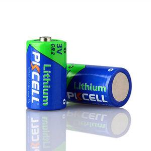 3.0V Lithium battery CR2 for camera