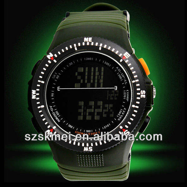 military watches quamer sport watch price
