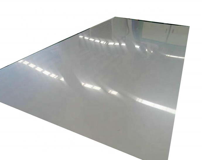 Brushed Surface Type 316L 316 SS 316LN Stainless Steel Sheet Metal For hho Dry Cell