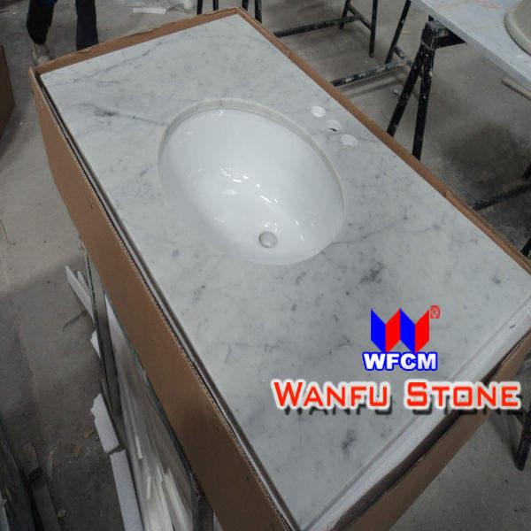 hot vente cuisine comptoir de marbre de taille standard