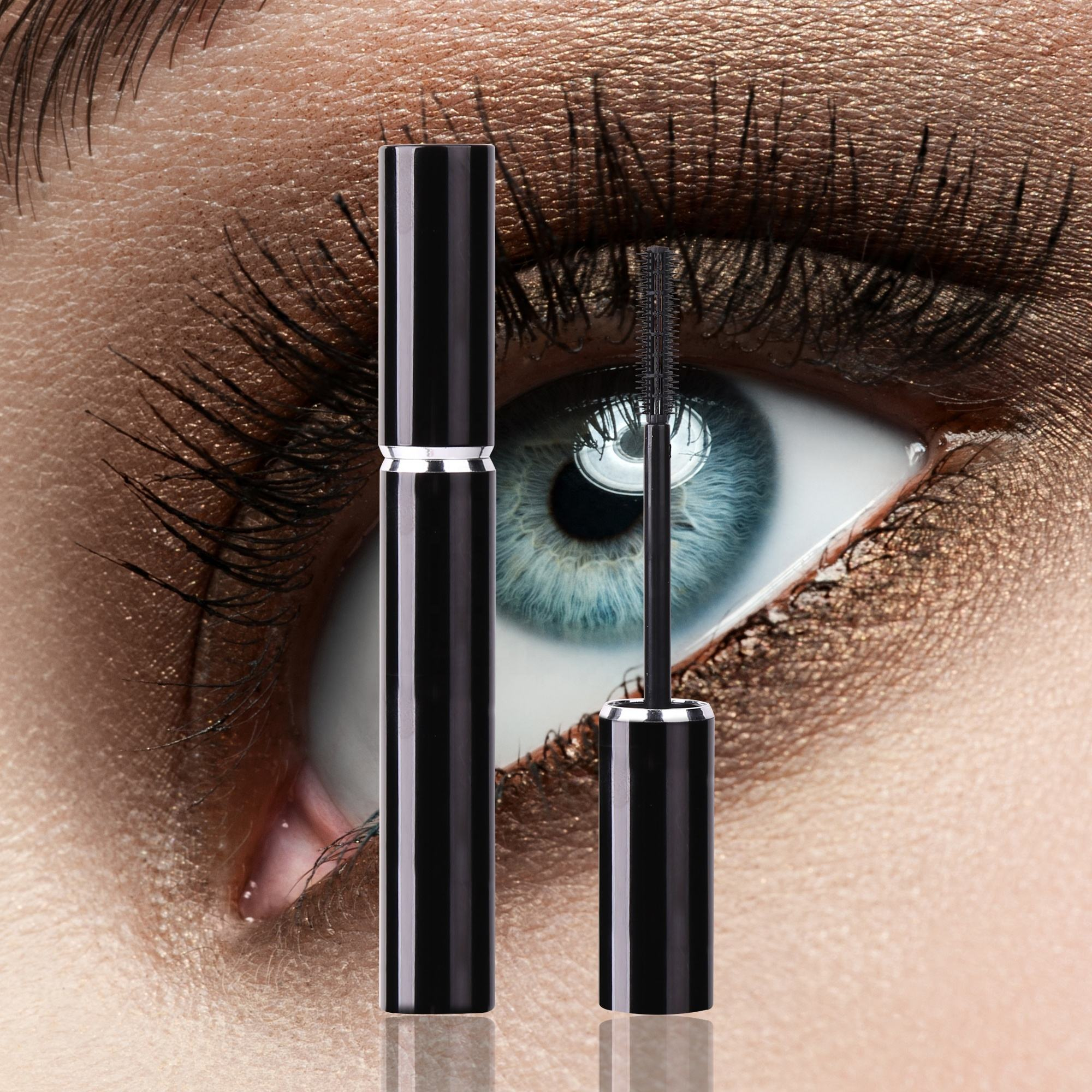 A47 Long Lasting organic mascara private label waterproof natural mascara high quality makeup mascara