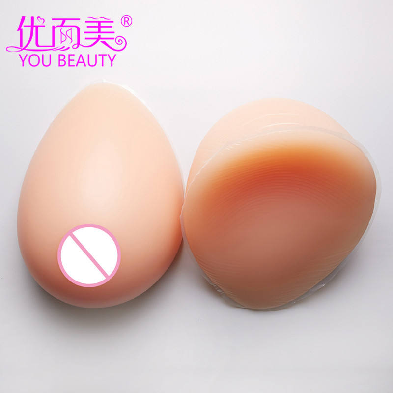 Artificial Big Big Bra Boob Silicone Breast Forms For Man