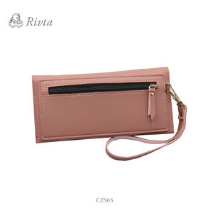 Women Casual PU Leather Cooler Phone Decent Purse Wallet Bags