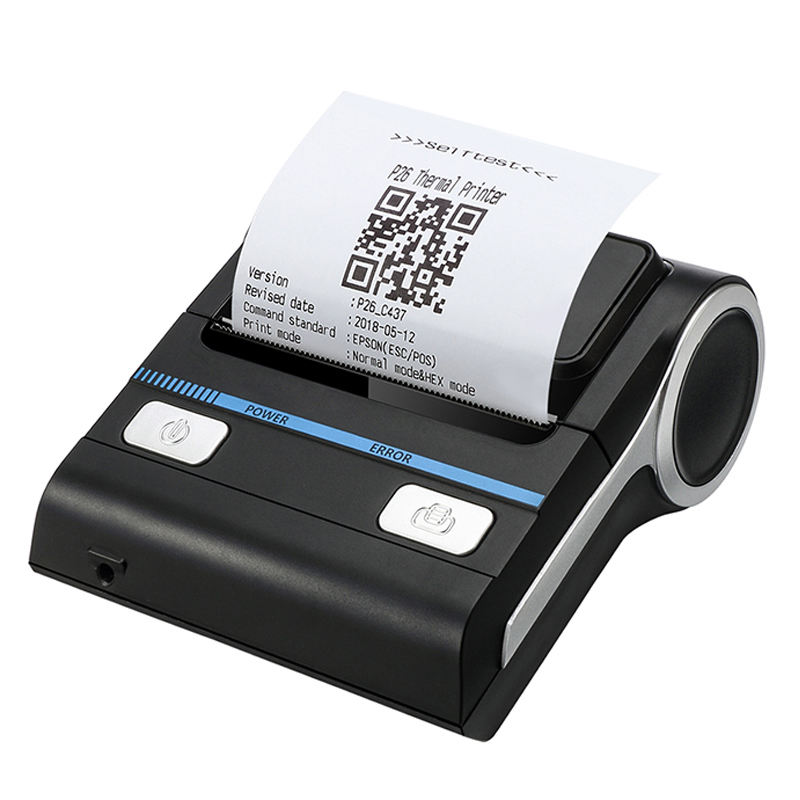 Portable 3Inch Cheap Price Wireless Thermal 80mm Ticket/Receipt Printer Machine MHT-P8001