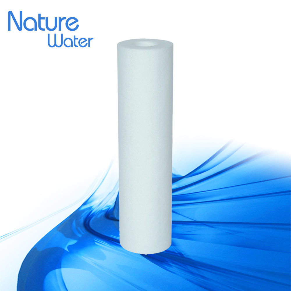 10 inch PP sediment filter cartridge