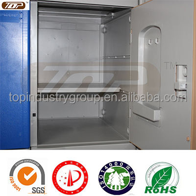 The safety food locker is applicable to any place