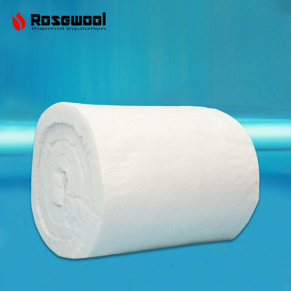 Kaowool 절연 128 kg/m3 ceramic fiber 담요 대 한 insulation wholesale price