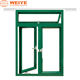 China supplier low price metal frame aluminium doors windows