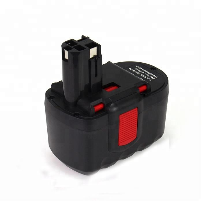 24V 1300mAh Easy Reconditioning Cordless Power Tool Battery Ni-Cd Battery For Bosch BAT030
