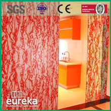 Home decoration pieces floor screen house partition