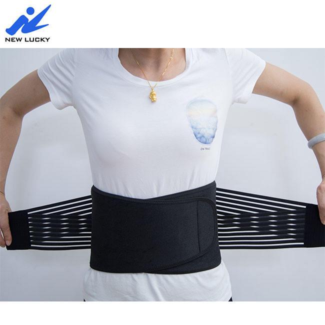 Factory price high quality sport back support belt