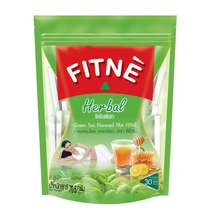 Fitne Green Tea Beauty Benefit Slimming Herbal Thailand Tea for Detox/Weight Loss