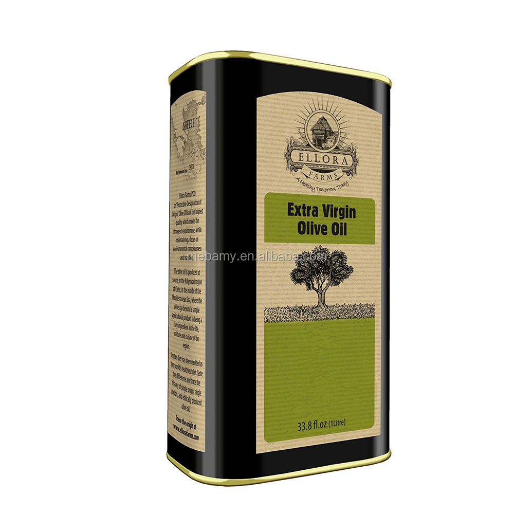 High Quality 100% Natural Pure Extra Virgin Olive Oil