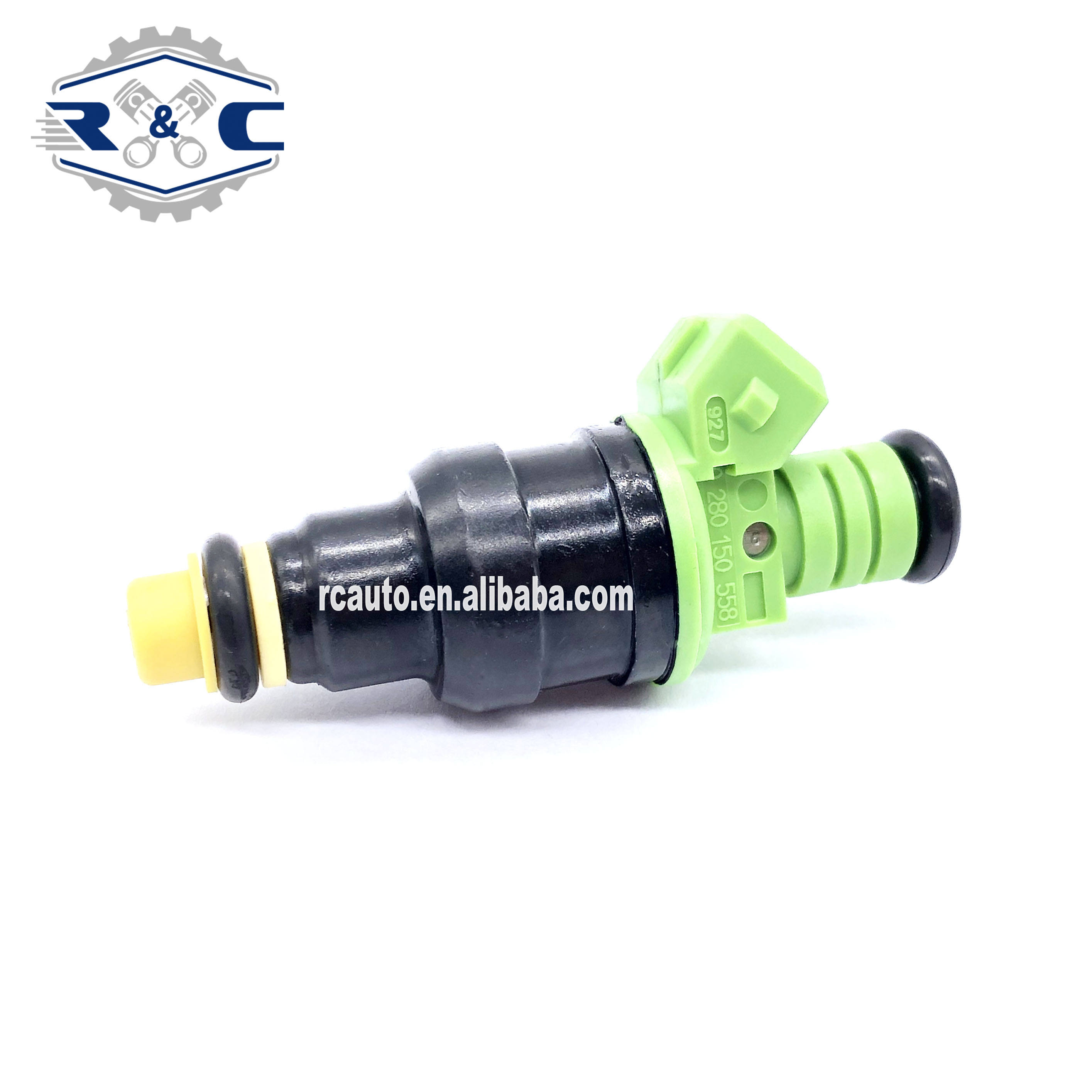 R&C High Quality Injection 0280150558 Nozzle Auto Valve For vw Audi Chevrolet 100% Professional Tested Gasoline Fuel Injector