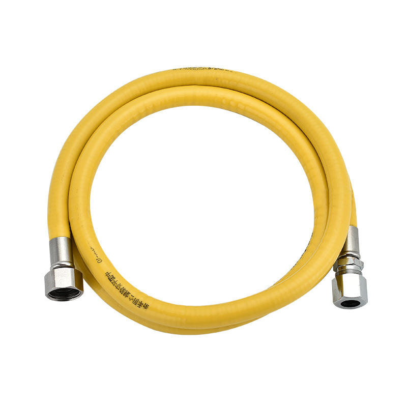 201/304/316L fábrica flexible corrugado de acero inoxidable natural amarillo <span class=keywords><strong>manguera</strong></span> de gas