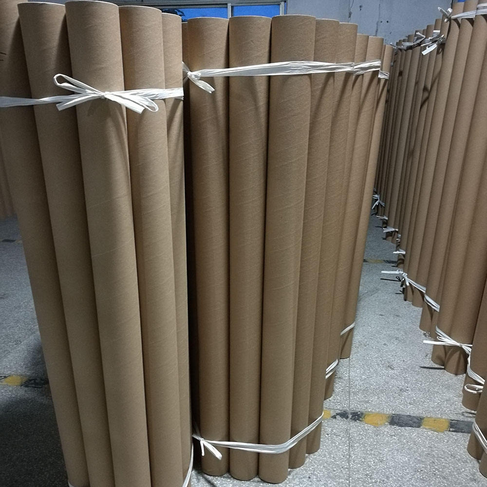 shop decorate various sizes brown or white kraft paper tube factory